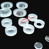 Plano concave spherical lenses